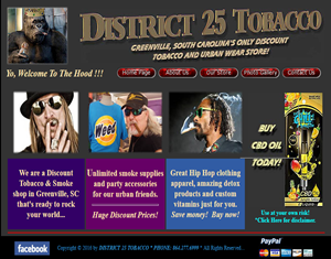 district25tobacco.com